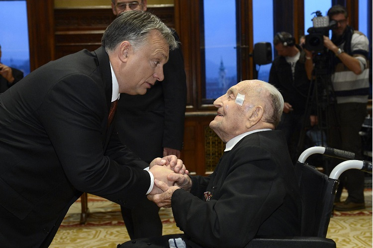 Prime Minister: Father Placid Was A True Witness To Hungarian Freedom And European Christian Culture post's picture
