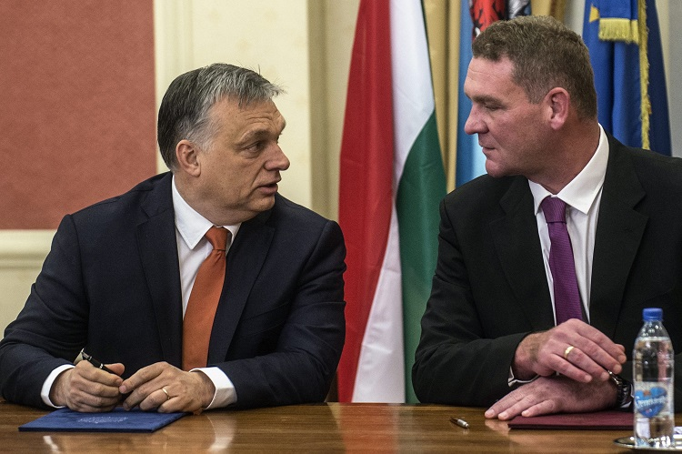 PM Orbán Pays Visit To Szeged To Meet Mayor Of Hungary's Last Socialist Stronghold post's picture