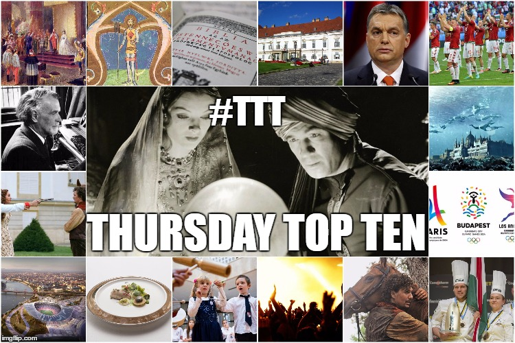 Thursday Top Ten: What Can Hungary Expect From 2017? post's picture