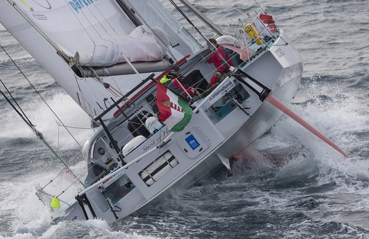 Hungarian Sailing Legend Nándor Fa Crosses Cape Horn for the Fifth Time post's picture