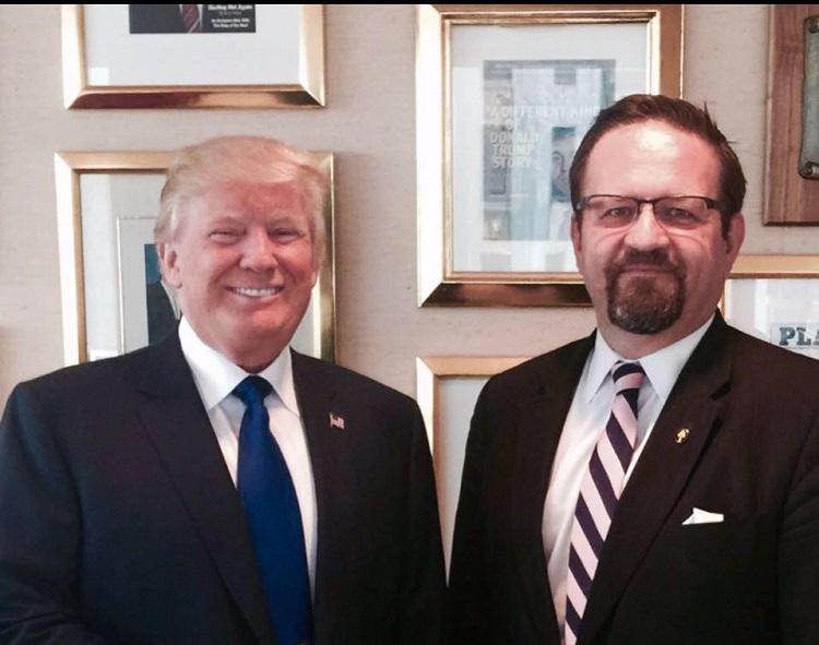 Hungarian Trump Aide Sebastian Gorka Leaves White House post's picture