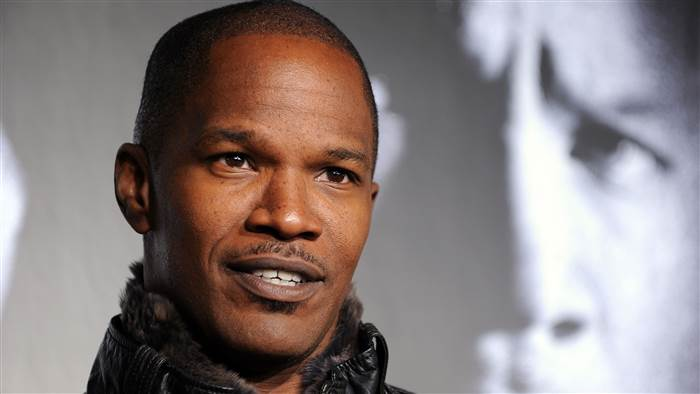 Jamie Foxx Saw Himself In Budapest post's picture