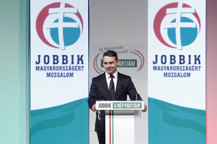 Hungarian Far-Right Jobbik Party Holds Year-Opening Conference post's picture