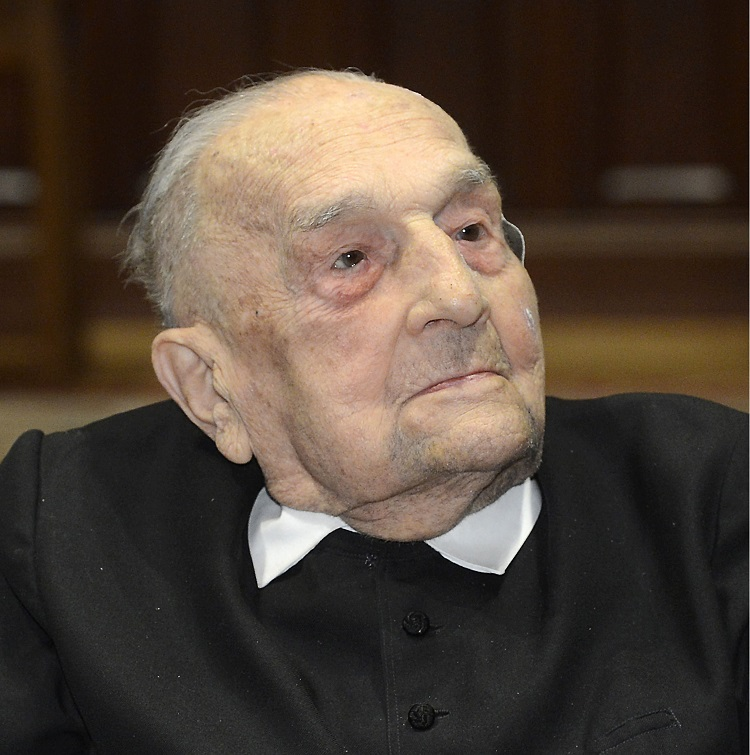 """Placid Olofsson, the Hungarian """"Monk of the Gulag,"""" has Passed Away at 100 post's picture"""