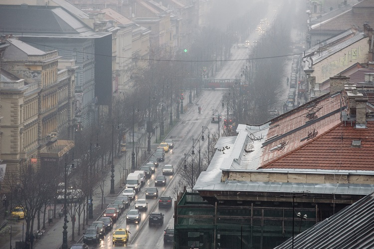 Smog Alerts Issued Yet Again in Hungary post's picture
