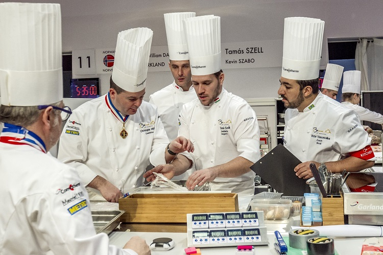 Bocuse d'Or Hungary: Finalists are Gearing Up for February 8 Culinary Competition post's picture