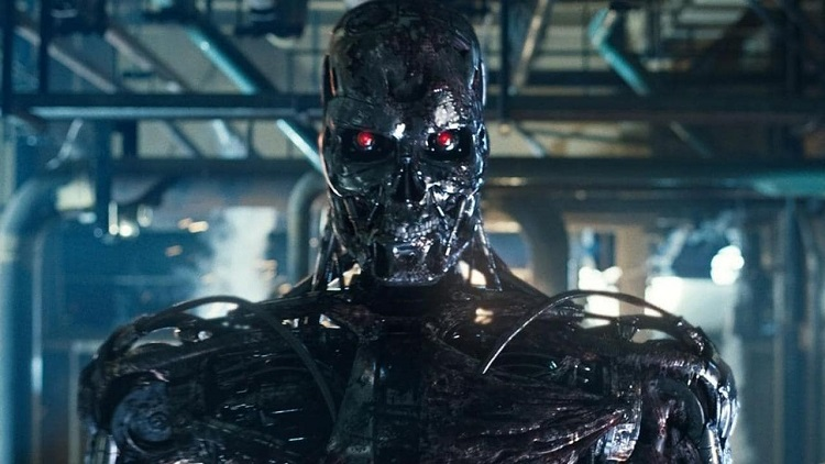 Hungarian PM Orbán Poses with the Terminator post's picture