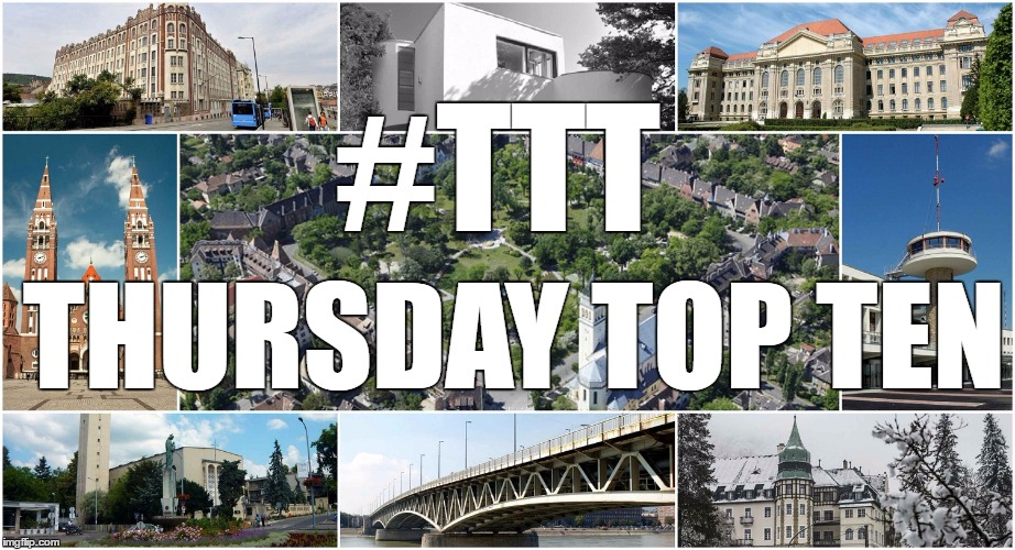 Thursday Top Ten: Interwar Period Buildings And Architectural Sights In Hungary post's picture
