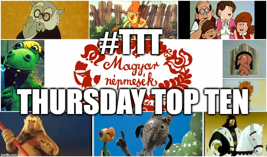 Thursday Top Ten: Nostalgic Collection Of The Best Old-School Hungarian Cartoons post's picture