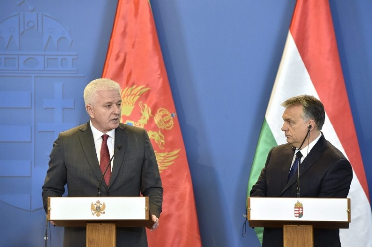 Hungary Supports Montenegro's EU And NATO Membership Aspirations post's picture