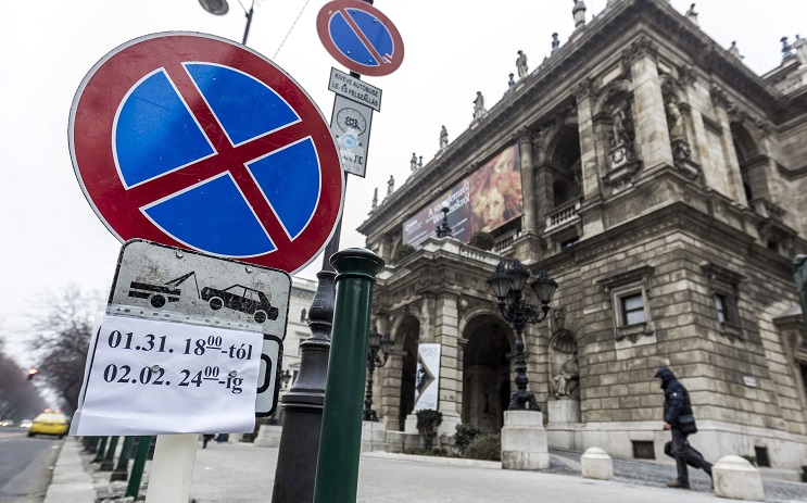 Putin Is Coming: You'd Better To Avoid These Budapest Streets On Thursday – Map! post's picture