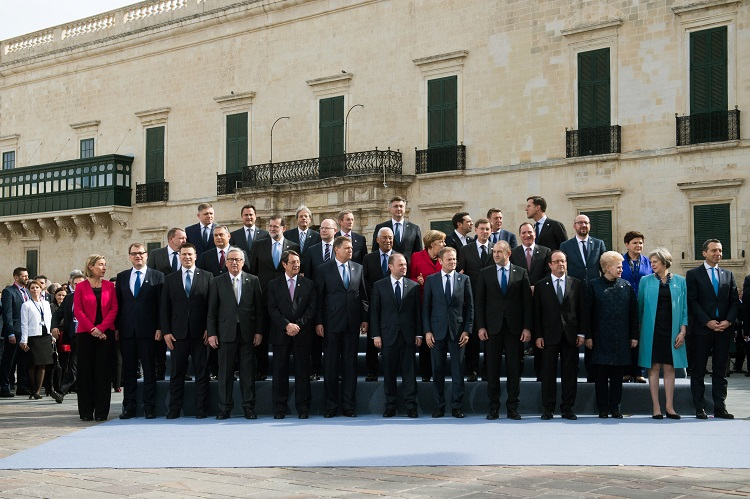 "EU Summit In Malta: Hungarian Premier Surprised By ""Neurotic"" EU Reactions To Trump Policies post's picture"
