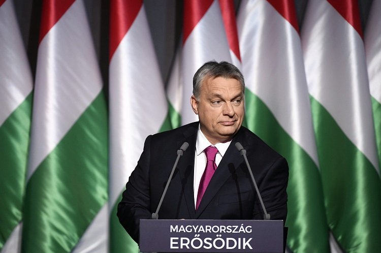 PM Orbán: Hungary Must Defend Itself Against Five Major Attacks In 2017 post's picture