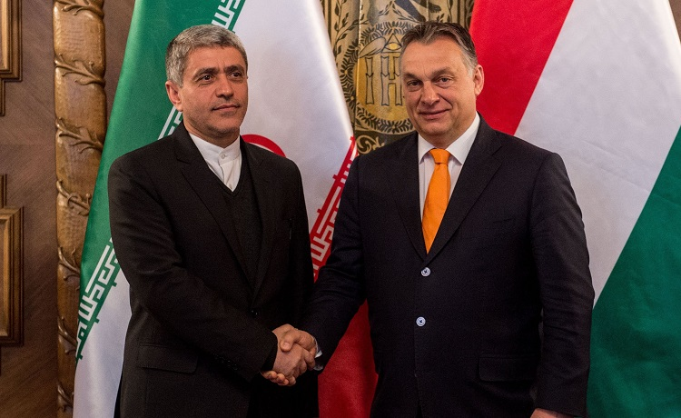 Iran's Economy And Finance Minister Pays Official Visit To Budapest post's picture