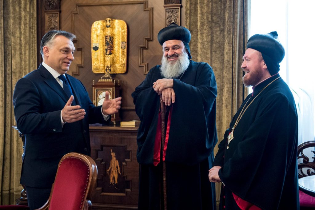 Syriac Patriarch Visited Hungarian Political And Spiritual Leaders post's picture
