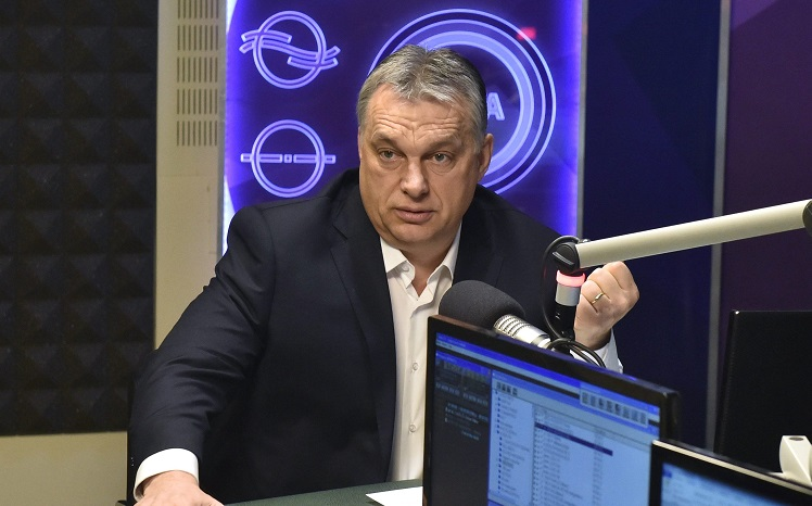 "Orbán: All Illegal Migrants Pose Health and 'Biological' Risks, to be Averted ""at All Cost"" post's picture"