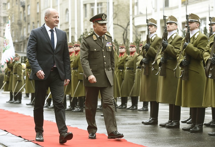Meeting Of Defence Ministers: Cooperation Between Egypt And Hungary Is A Common Interest post's picture