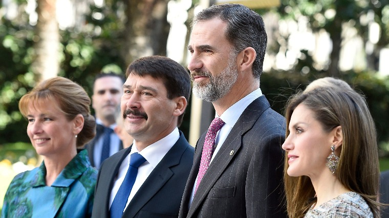 King Of Spain And President Of Hungary Open Exhibition Of Hungary's Museum Of Fine Arts And National Gallery In Madrid post's picture