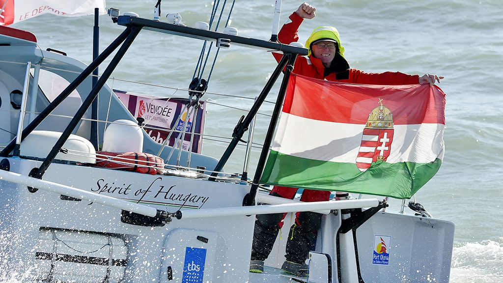 Breaking: Hungary's Sailing Legend Nándor Fa Has Circumnavigated The Globe Once Again post's picture