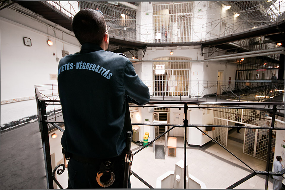 Hungary To Build Eight New Prisons Until Summer 2018 post's picture