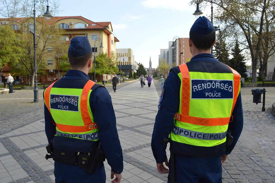 Police Chief: Number Of Criminal Cases In Budapest Falls Significantly post's picture