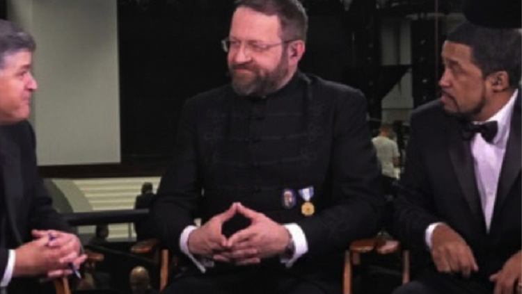 Hungarian Trump Aide Sebastian Gorka and the Order of Vitéz 'Controversy' post's picture