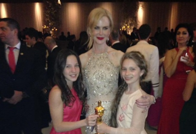 Oscar Winner Sing's Child-Actors From Hungary With Nicole Kidman And Other Hollywood Stars post's picture