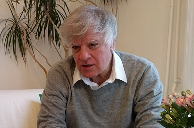 """""""The regime which exists in Russia is a danger to itself, and it's a danger to its neighbors.""""—An interview with David Satter post's picture"""