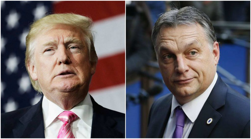 Orbán, Trump Meeting Opportunity to Coordinate Stand against Migration post's picture