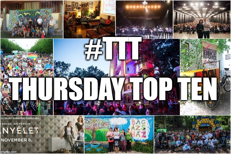 Thursday Top Ten: Highlights of Hungary 2016 post's picture
