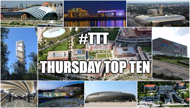 Thursday Top Ten: Contemporary Buildings And Architectural Sights In Hungary post's picture