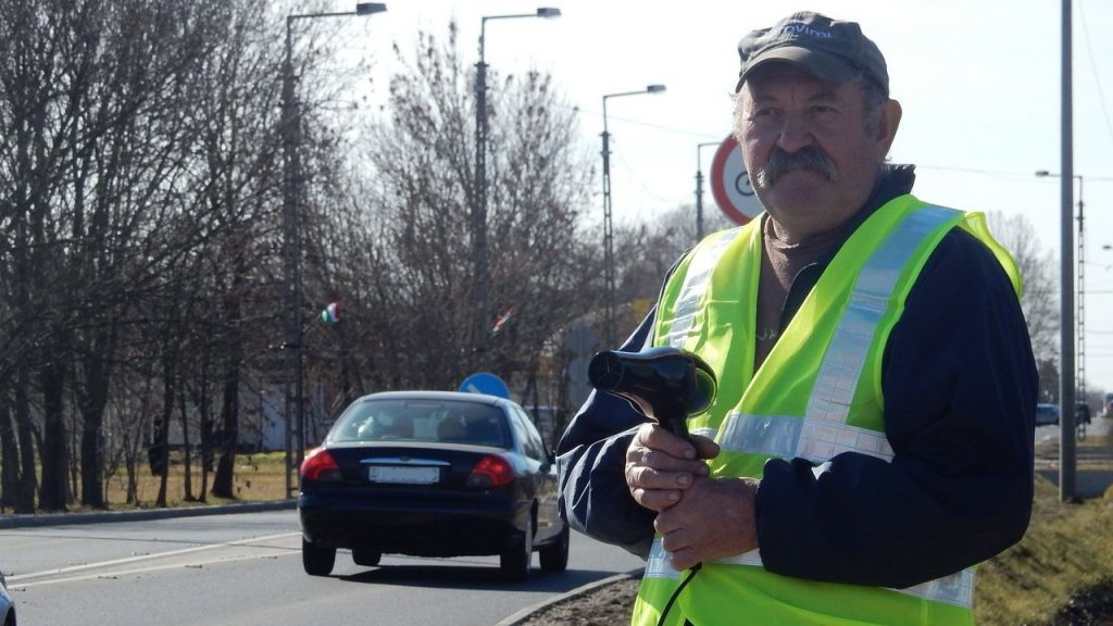 Blowing Back The Speeders? – The New Tools In Traffic Control Are Hair-Dryers Instead Of Speedcams post's picture
