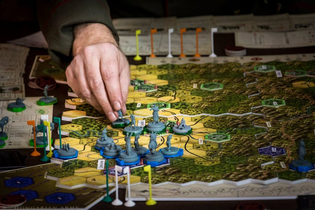 """Hungarian-Made First World War Board Game """"Heroes Of Limanowa"""" Hits Kickstarter – Video! post's picture"""