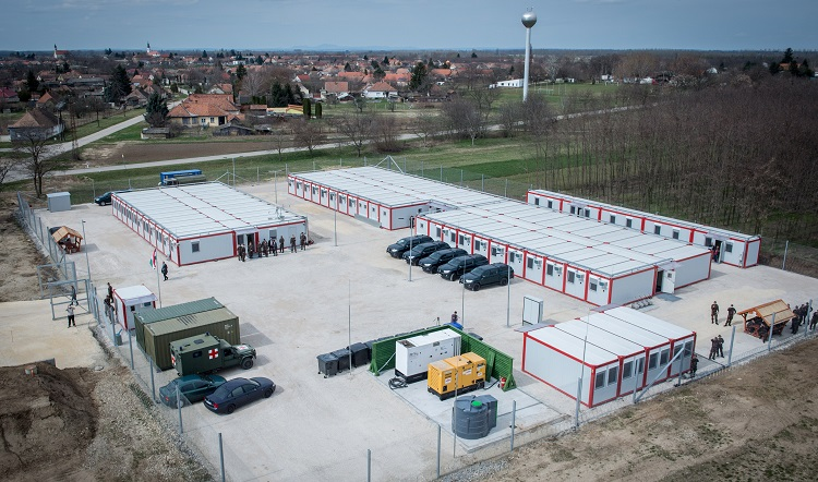 Hungary Builds Four New Soldier Barracks To Strengthen Border Protection In The South post's picture