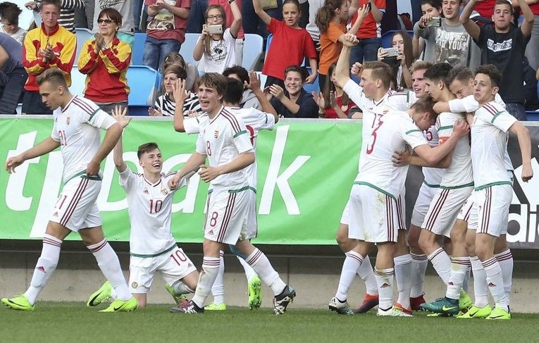 Hungary's U17 Team Sinks Russia With Two Sensational Free-Kicks – Video! post's picture