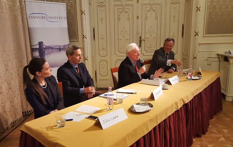 "Budapest Think Tank the Danube Institute Hosts Conference on ""Debating Democracy"" post's picture"