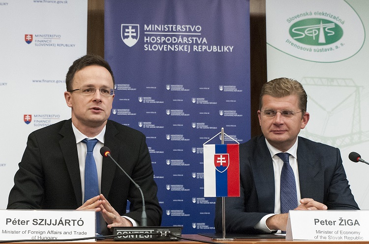 Hungary, Slovakia To Build New High Voltage Electric Line Connecting The Two Countries post's picture
