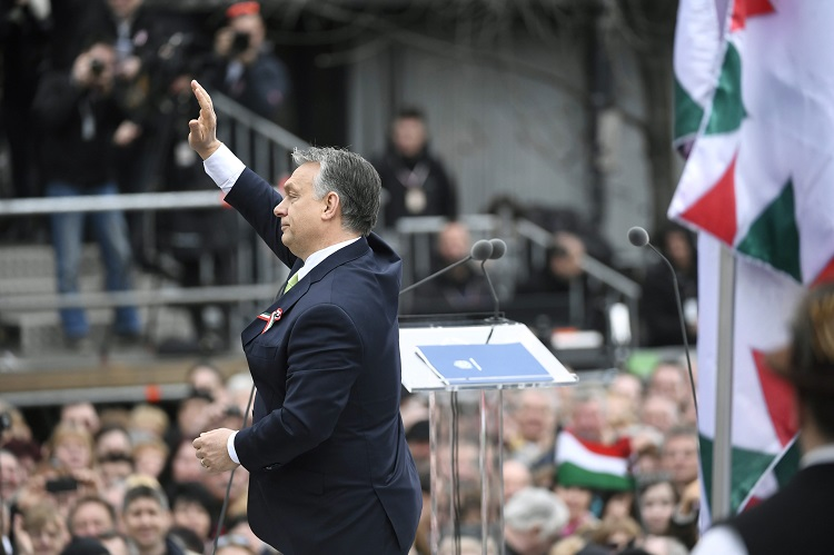 """""""Our Task Is To Safeguard The Country For Them"""" – Prime Minister Viktor Orbán's March 15 Speech In Full post's picture"""