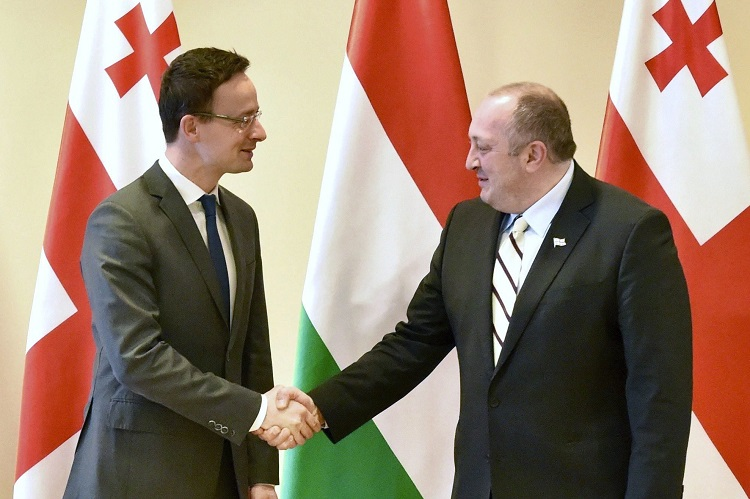 Hungary Boosts Georgia's NATO And EU Integration, Foreign Minister Says On Visit To Tbilisi post's picture