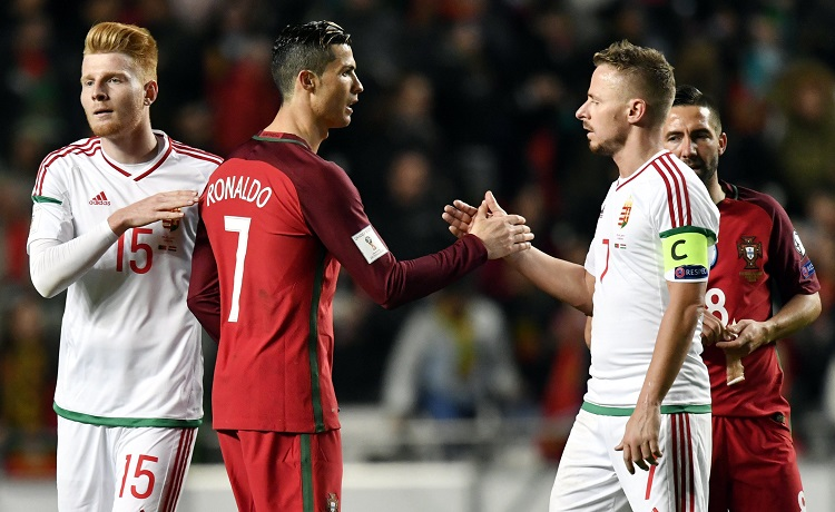 Hungarian Football Federation Fined Over 'Homophobic Chants' Directed at Ronaldo During Hungary-Portugal Match post's picture