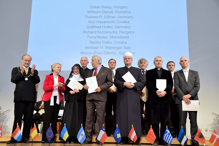 Hungarians On Board Of The European Academy Of Sciences And Arts post's picture