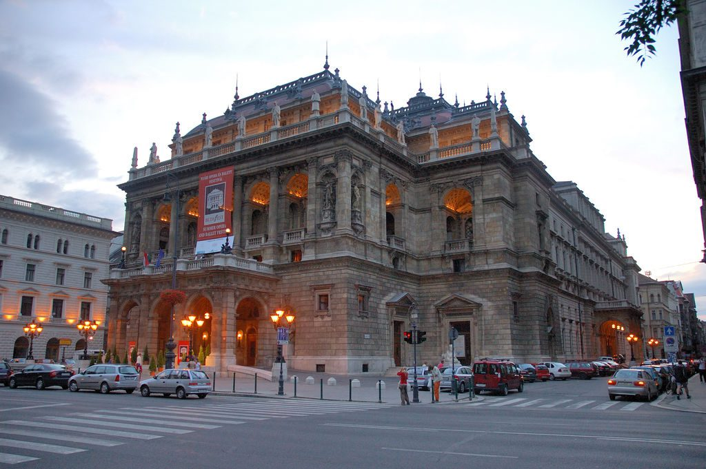 Budapest Opera Announces 2017/2018 Season As Opera House Set For Major Renovation post's picture
