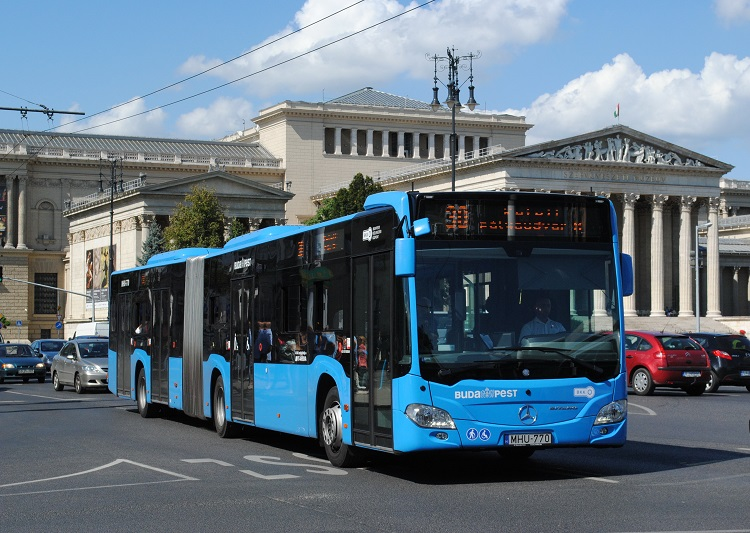 Budapest Transport Company Workers To Hold Eight-Day Strike Next Month post's picture