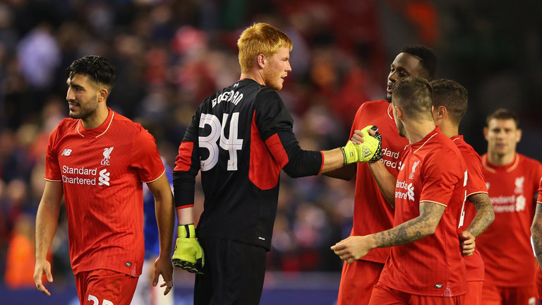 Hungarian Goalkeeper Speaks Of Life At English Premier League Giants Liverpool FC – Video! post's picture