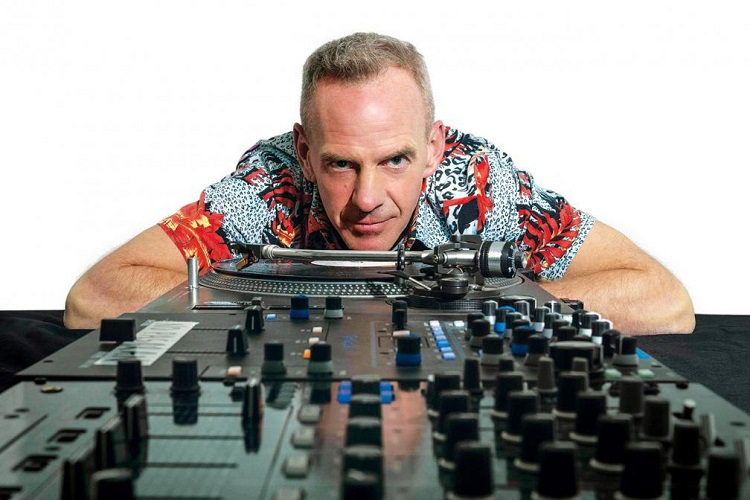 Legendary DJ Fatboy Slim to Open 2017 VOLT Festival post's picture