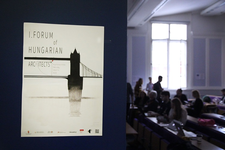 1st Forum of Hungarian Architects Held in London post's picture