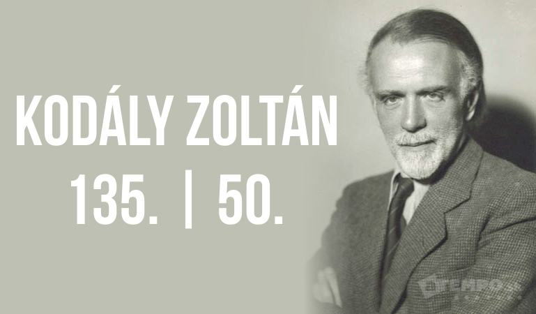 Zoltán Kodály One Of The Greatest Hungarian Composers Died On This Day 50 Years Ago post's picture