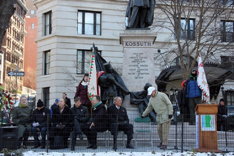 Hungarian-Americans Commemorate Anniversary of the 1848 Revolution post's picture