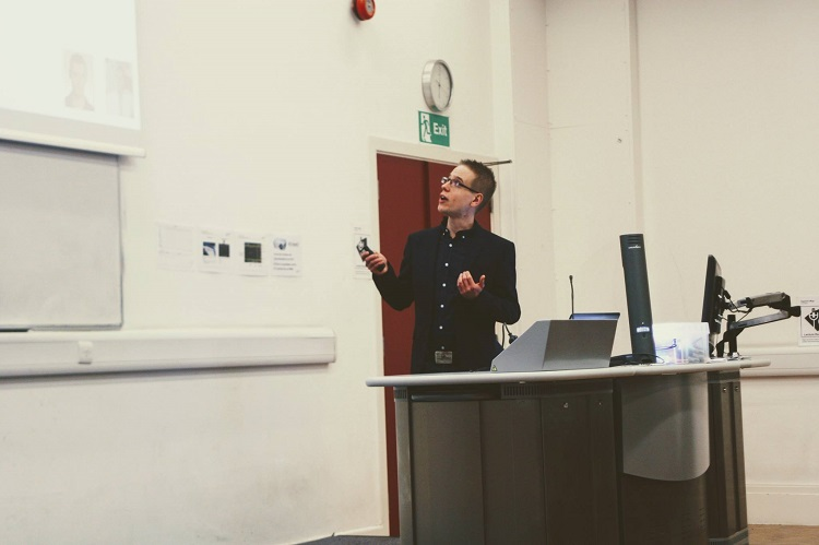 Young Hungarian Researcher Holds Presentation at London's Imperial College post's picture