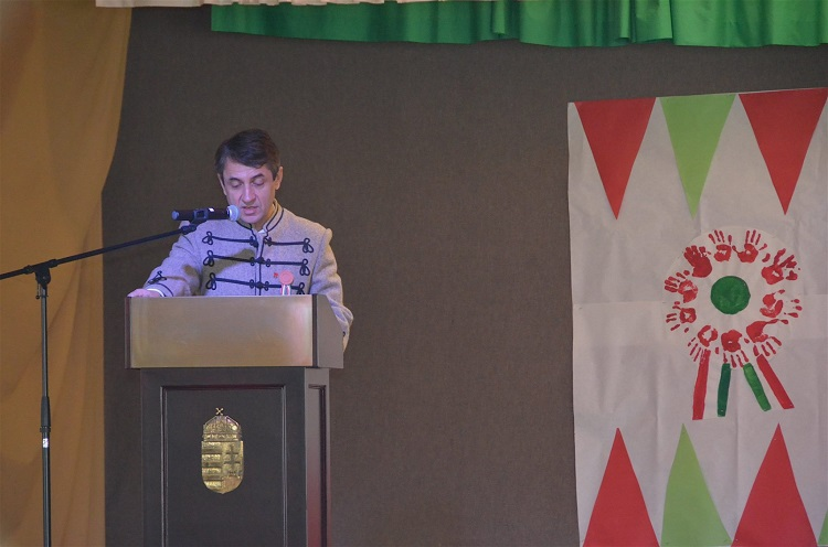 State Secretary for Hungarian Communities Abroad Attends 1848 Commemoration in Edmonton, Canada post's picture
